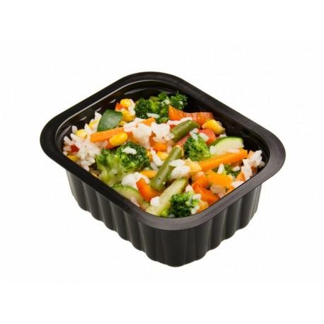 Risotto z grilowanymi warzywami