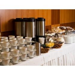 Herbata Dilmah czarna w termosie + dodatki