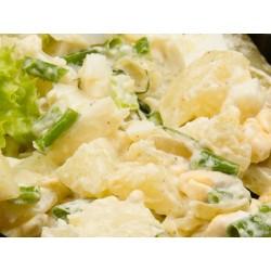Sałatka ziemniaczana z jajkiem
