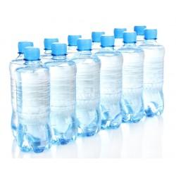 Woda mineralna w butelce