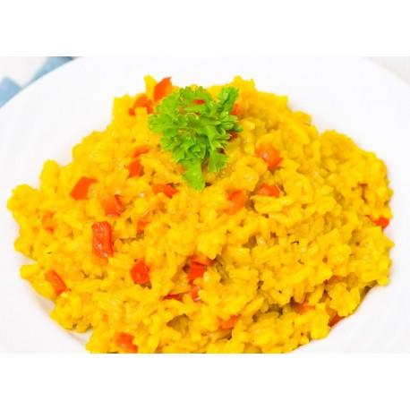 Ryż curry z cebulką