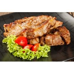 Stek z karkówki grilowany